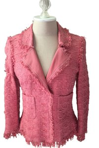 Escada Vintage New With Tags Salmon Jacket
