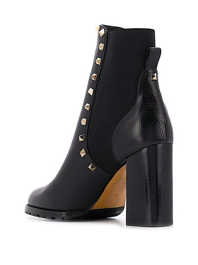 VALENTINO black with tag Boots Image 2