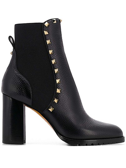 VALENTINO black with tag Boots Image 4