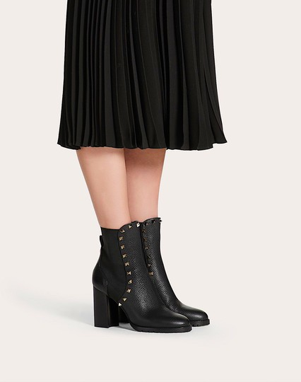 VALENTINO black with tag Boots Image 5