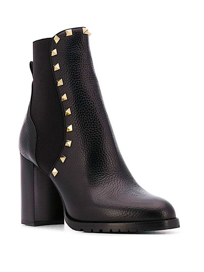 VALENTINO black with tag Boots Image 7