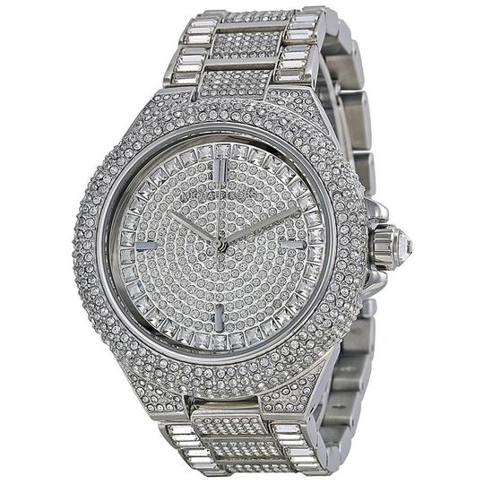Michael Kors Camile Crystal Pave Dial Crystal Encrusted Ladies Watch M Image 1