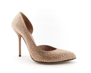 Gucci Glitter Party Wedding Pink So Kate Nude Blush Pumps
