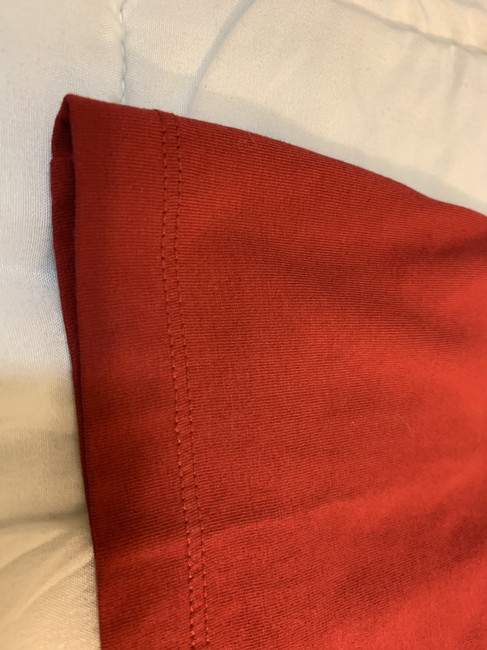 Burberry T Shirt Red Image 7