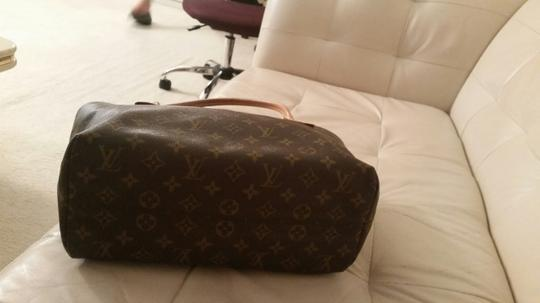 Louis Vuitton Tote in Brown/beige Image 2