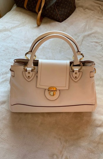 Marc Jacobs Satchel in white Image 2