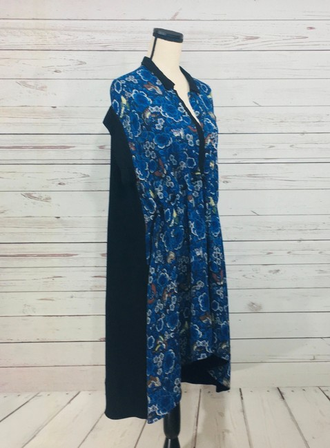 Black Multi Maxi Dress by French Connection Image 1
