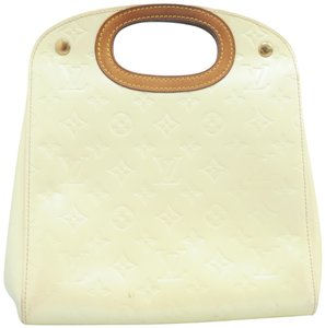 Louis Vuitton Lv Vernis Maple Drive Tote in Yellow