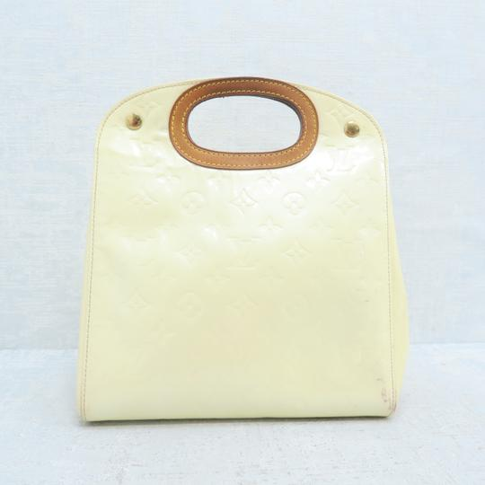 Louis Vuitton Lv Vernis Maple Drive Tote in Yellow Image 2