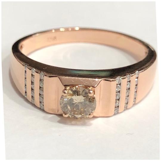Preload https://img-static.tradesy.com/item/26409247/rose-gold-champagne-and-clear-diamond-large-men-s-ring-0-0-540-540.jpg