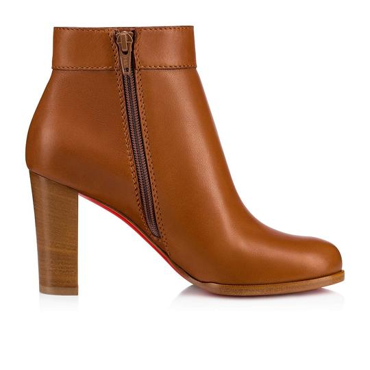 Christian Louboutin Stiletto Ankle Classic Gena brown Boots Image 6