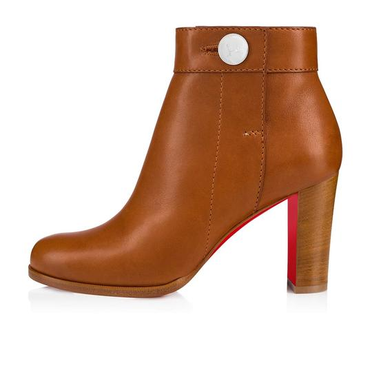 Christian Louboutin Stiletto Ankle Classic Gena brown Boots Image 2