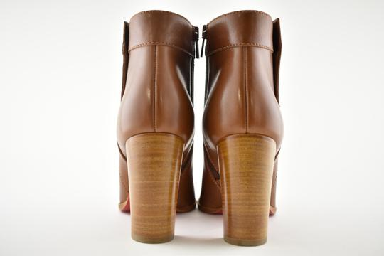 Christian Louboutin Stiletto Ankle Classic Gena brown Boots Image 10