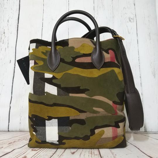 Burberry Tote in Dusty Citrine Image 1