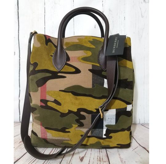 Burberry Tote in Dusty Citrine Image 4