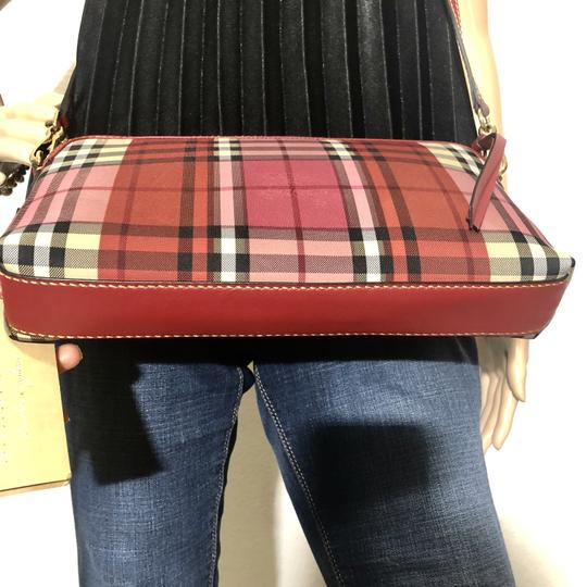 Burberry Parade red Clutch Image 3