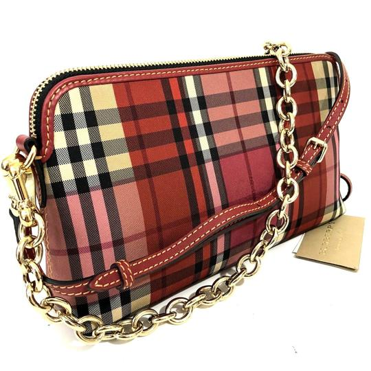 Burberry Parade red Clutch Image 4