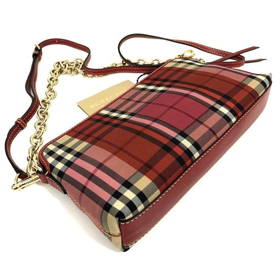 Burberry Parade red Clutch Image 6