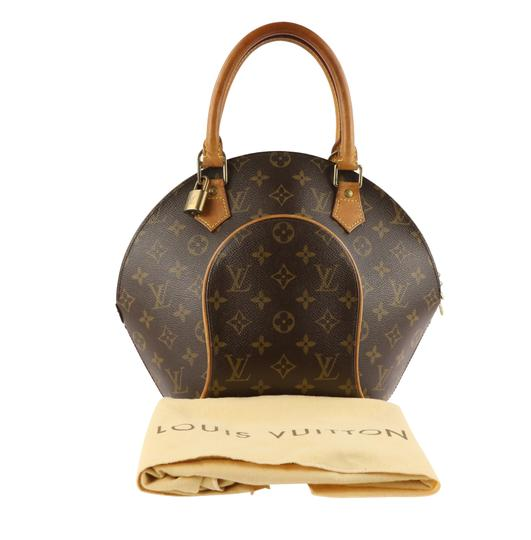 Louis Vuitton Satchel in Brown Image 11