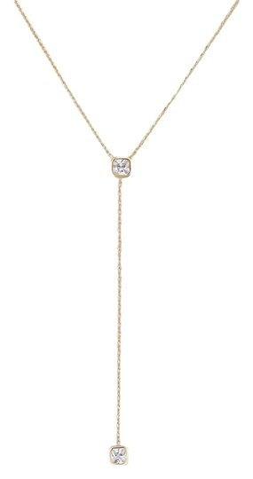 Preload https://img-static.tradesy.com/item/26409683/henri-bendel-rose-gold-luxe-pave-halo-necklace-0-1-540-540.jpg