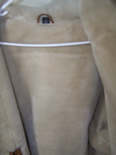 Gallery light brown Leather Jacket Image 8