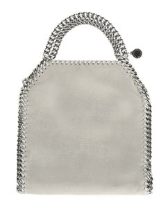 Stella McCartney Satchel in Light Grey