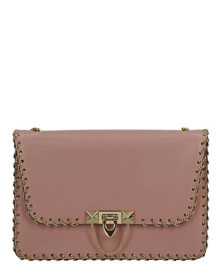 Preload https://img-static.tradesy.com/item/26411651/valentino-pink-calf-leather-shoulder-bag-0-0-540-540.jpg