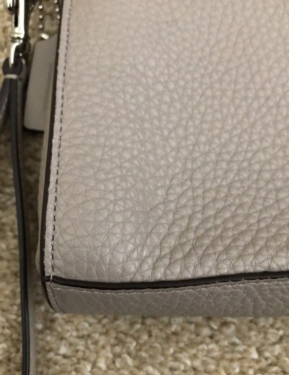Coach Wristlet in Gray Image 3