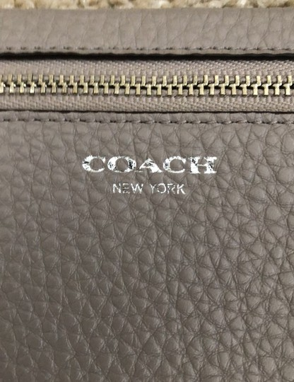 Coach Wristlet in Gray Image 6