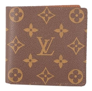 Louis Vuitton Louis Vuitton Folded Wallet Monogram Marco Wallet M62288