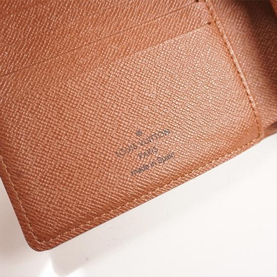 Louis Vuitton Louis Vuitton Folded Wallet Monogram Marco Wallet M62288 Image 2