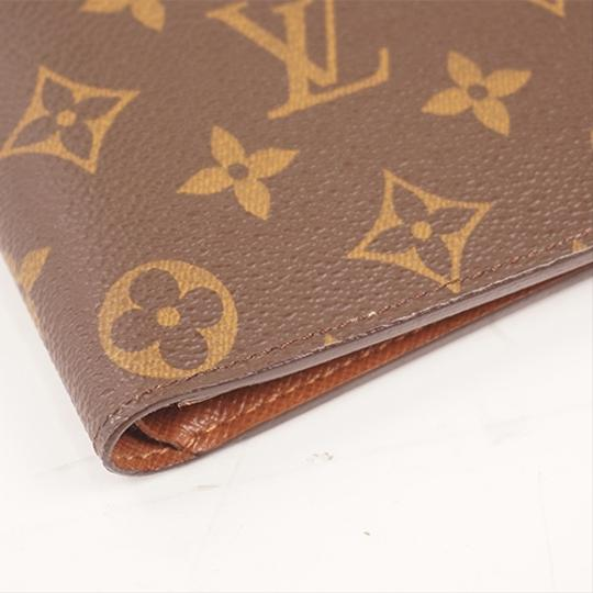 Louis Vuitton Louis Vuitton Folded Wallet Monogram Marco Wallet M62288 Image 5