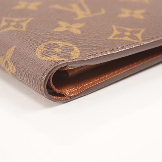 Louis Vuitton Louis Vuitton Folded Wallet Monogram Marco Wallet M62288 Image 7
