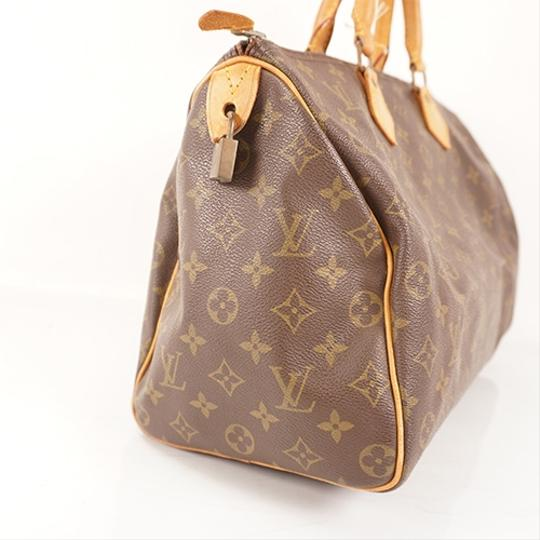 Louis Vuitton Satchel in Brown / Monogram Image 1