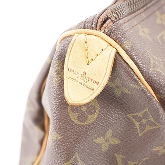 Louis Vuitton Satchel in Brown / Monogram Image 3