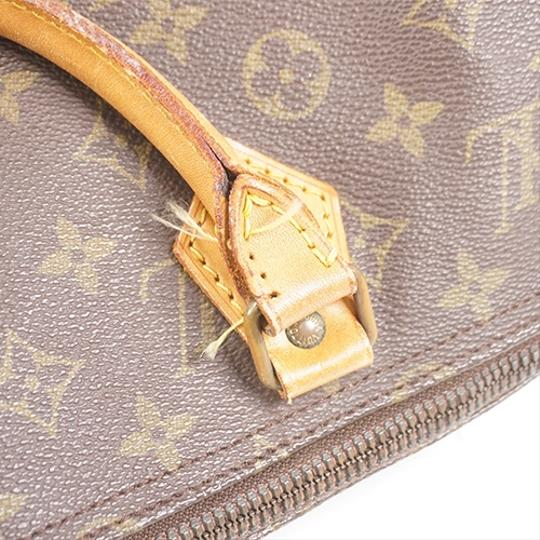 Louis Vuitton Satchel in Brown / Monogram Image 4