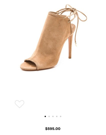 Aquazzura Buff/Beige Sandals Image 4