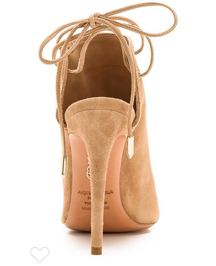 Aquazzura Buff/Beige Sandals Image 6
