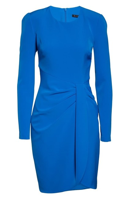 Preload https://img-static.tradesy.com/item/26411896/black-halo-blue-ivana-long-sleeve-sheath-short-formal-dress-size-4-s-0-0-650-650.jpg