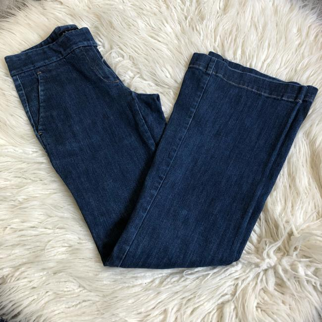 Theory Trouser/Wide Leg Jeans Image 3