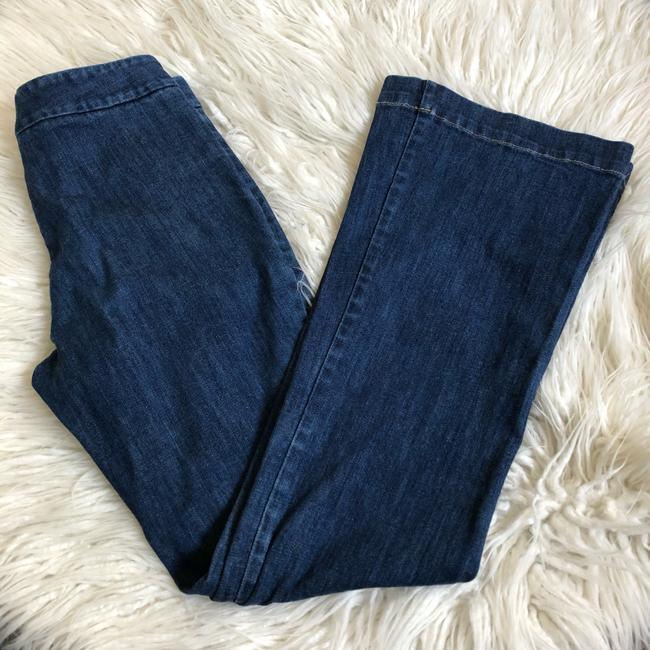 Theory Trouser/Wide Leg Jeans Image 4