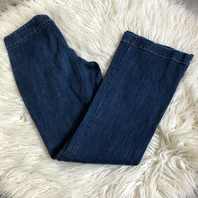 Theory Trouser/Wide Leg Jeans Image 5