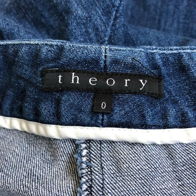 Theory Trouser/Wide Leg Jeans Image 6
