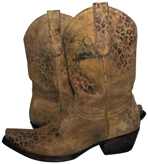 Preload https://img-static.tradesy.com/item/26411945/old-gringo-brown-leopardito-leather-western-cowgirl-women-s-bootsbooties-size-us-8-regular-m-b-0-1-540-540.jpg