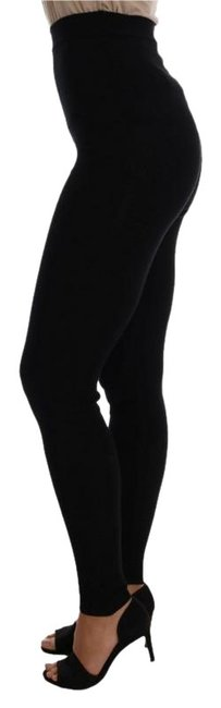 Preload https://img-static.tradesy.com/item/26412001/dolce-and-gabbana-black-d201-2-women-s-cashmere-stretch-tights-leggings-size-2-xs-26-0-1-650-650.jpg
