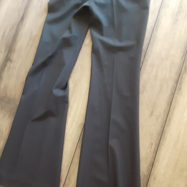 Theory Flare Pants Brown Image 3