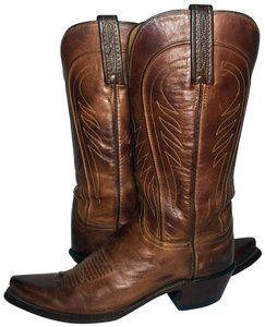 Lucchese 1883 Size 7 Women Size 7 B Brown Boots