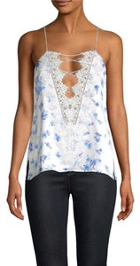 Cami NYC Top Azure Floral
