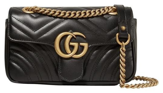 Preload https://img-static.tradesy.com/item/26412116/gucci-shoulder-marmont-gg-mini-quilted-leather-black-cross-body-bag-0-1-540-540.jpg