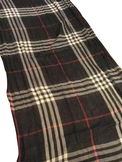 Preload https://img-static.tradesy.com/item/26412189/lord-and-taylor-black-white-red-watchman-plaid-scarfwrap-0-1-540-540.jpg